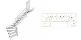 U1-trepp